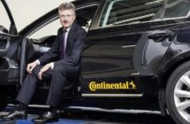 Continental CEO Dr. Elmar Degenhart will resign for health reasons