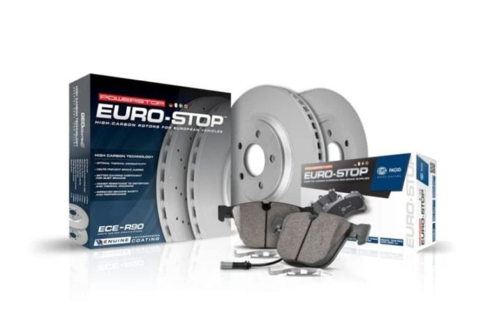 Power Stop products introduced into Canadian market