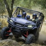 2017 Honda Pioneer 1000 with Intelligent Brake Traction Control