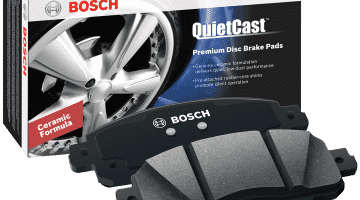 Bosch Expands Brake Product Line Extending Covering For More Than 4 Million Vehicles