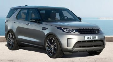 2018 Land Rover Discovery Updated – Gets Emergency Braking System with Pedestrian Detection