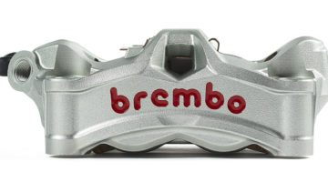 The New Stylema® Brake Caliper by Brembo