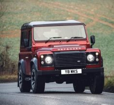 Alcon Equipped: Land Rover Defender Works V8 70th Edition