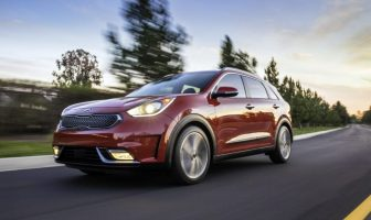 One-pedal driving is possible in the Kia Niro EV