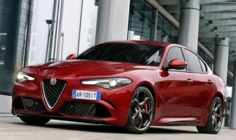 Alfa Romeo Giulia features a Continental-developed brake-by-wire system