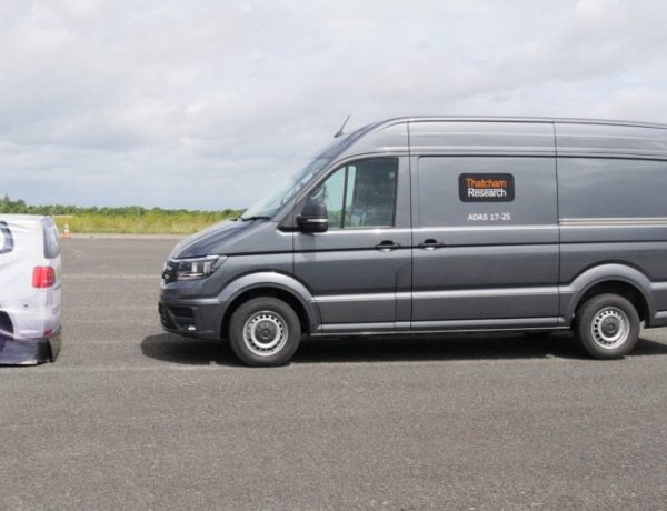 Volkswagen UK: Fitting Vans with AEB as Standard Could Stop 2,500 Crashes Every Year