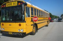 Bendix School Bus