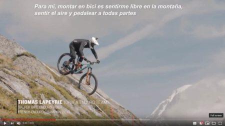 Galfer mountain bike