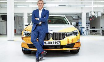BMW ADAS