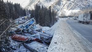 Canada rail crash