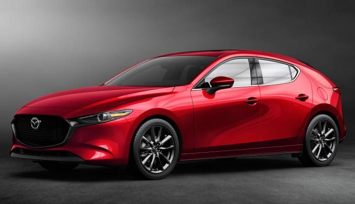 Mazda Recalls Cars for Potential AEB Issue