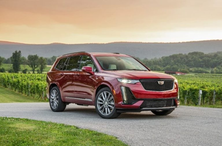 Cadillac XT6 Sport might offer painted calipers as an option in 2021