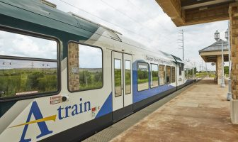 PTC added to DCTA A-train