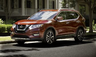Nissan Rogue AEB being investigated