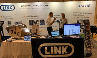 LINK Engineering displayed its LabLINK LIMS