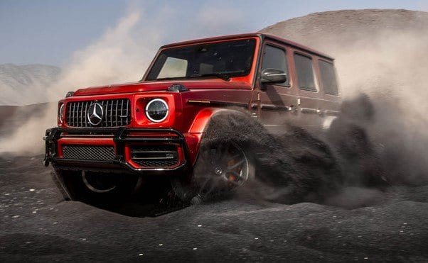 Mercedes-Benz recalls certain G-Class SUVs