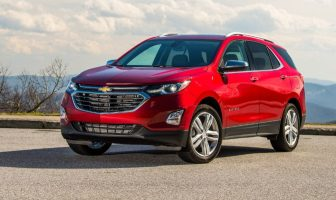 GM recalling 2020 Chevrolet Equinox for caliper issues