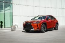 The next subject of TBR Drive is the Lexus UX250h