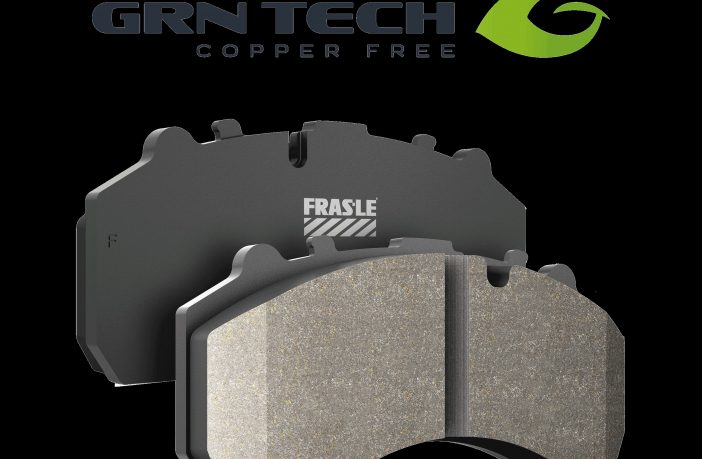 Fras-Le's new GRN Tech copper-free brake pads and discs