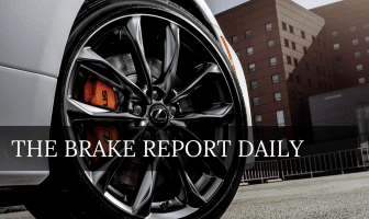 The BRAKE Report Daily