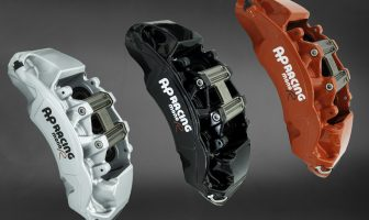 AP Racing will debut a new line of calipers at SEMA