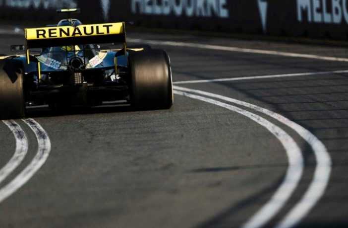 Renault acknowledges brake system a driver aid; thought it legal