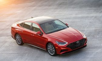 Safety a main feature of redesigned 2020 Hyundai Sonata