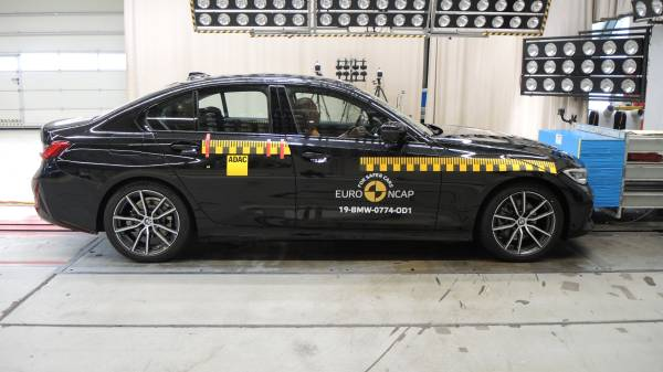 New BMW 3 Series earns 5 stars in Euro NCAP testing