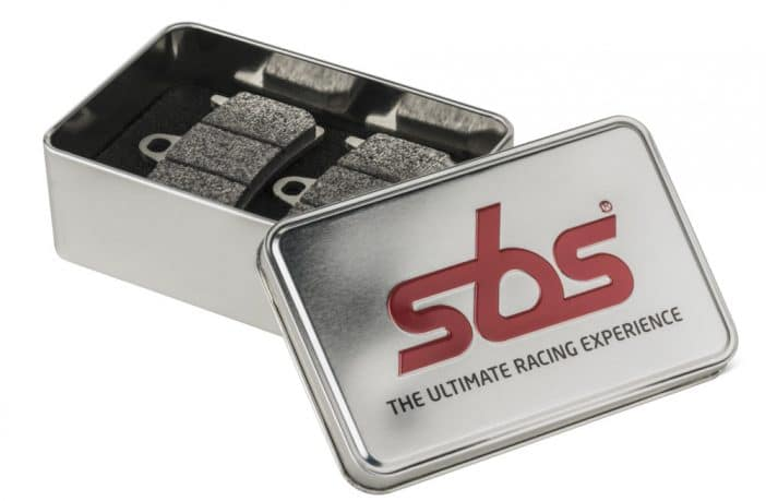 SBS Dynamic Racing pads