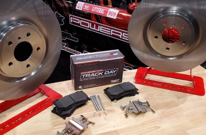 Powerstop's new Track Day in a box brake upgrades