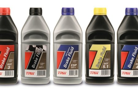 ZF Aftermarket recommends changing brake fluid annuallyds