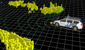 Voyage has developed a new AEB system for driverless cars