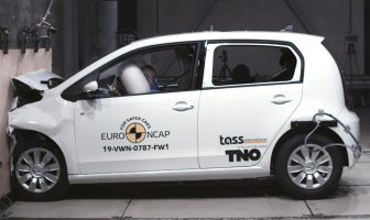 Volkswagen up! loses two Euro NCAP stars due to removal of AEB