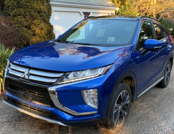 Mitsubishi Eclipse Cross: Competent Small Crossover
