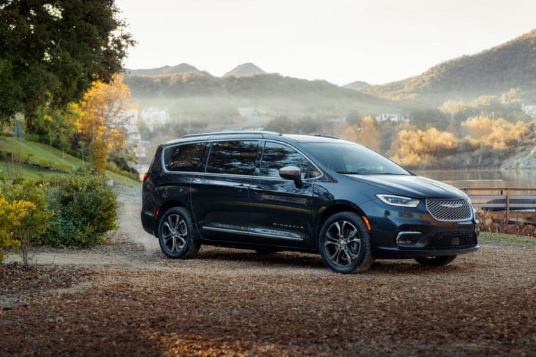 Following a holiday brake, TBR Drive returns next week featuring the the new 2021 Chrysler Pacifica Pinnacle