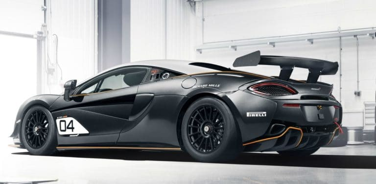 McLaren improves 570S GT4 with endurance braking kit