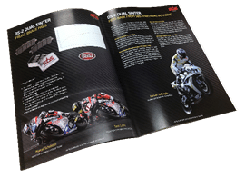 "SBS Booklet Highlights ""Right"" Racing Pads"