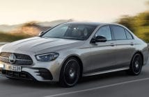 New Mercedes-Benz E Class features updated ADAS