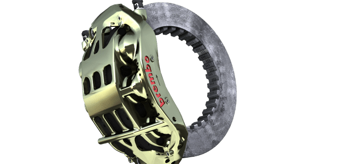 Brembo Innovates for 2020 Formula 1 Series