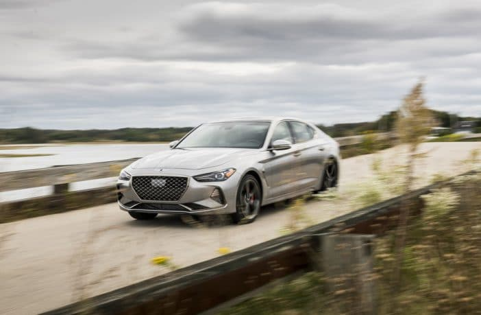 Genesis G90 top safety pick