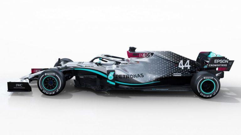 The 2020 Mercedes-Benz W11 takes F1 brake design to the next level