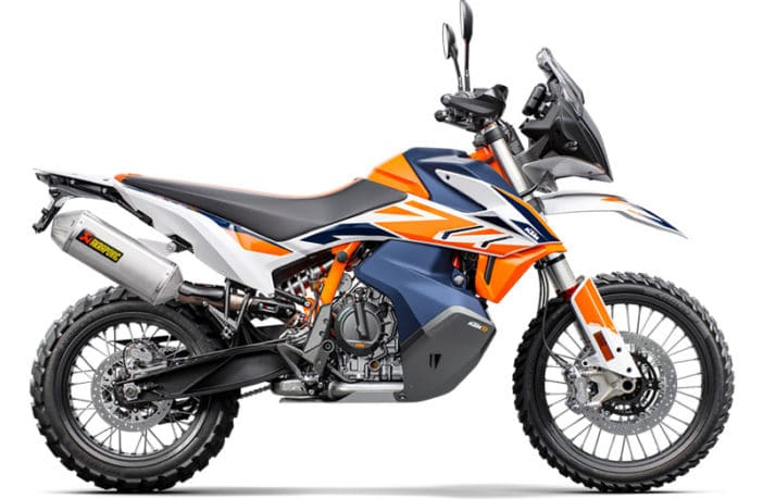 KTM recalls certain 790 Adventure and Adventure R motorcycles