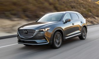 Motor Trend examined the 10 safest SUVs for 2020 including the Mazda CX-9