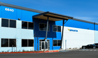 Sparta Evolution is repurposing manufacturing to help fight the Covid-19 crisis