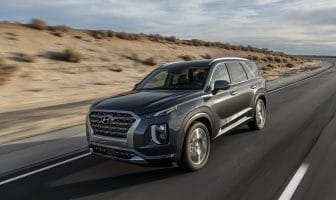 2020 Hyundai Palisade receives NHTSA 5-star safety rating