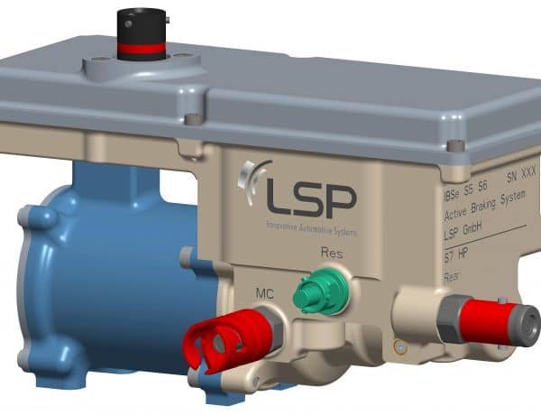 LSP Updates Its Brake-by-Wire Systems