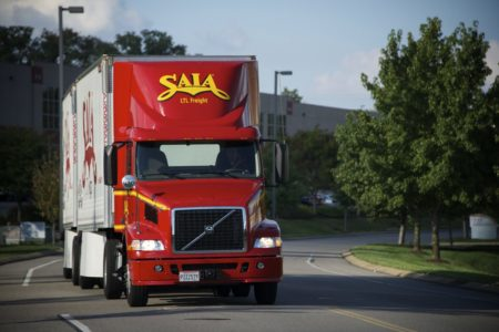Bendix helps SAIA LTL Freight expand safety footprint
