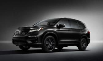 Honda polishes the Pilot to a gleaming ebony with the 2020 Black Edition