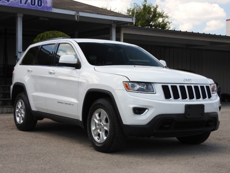 2014 Jeep Grand Cherokee Laredo at the center of lawsuit