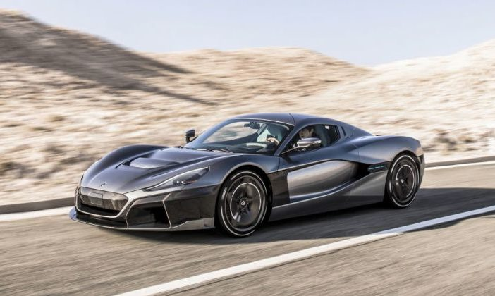 LSP is providing the braking system for the Rimac C_Two supercar